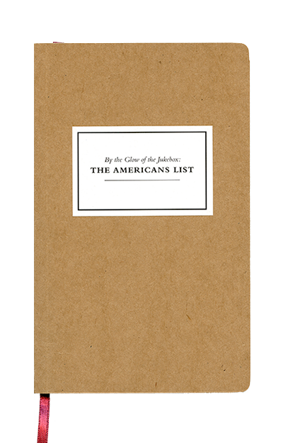 The Americans List cover